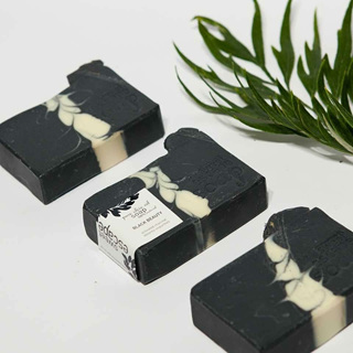 Black Beauty All Natural Castile Soap