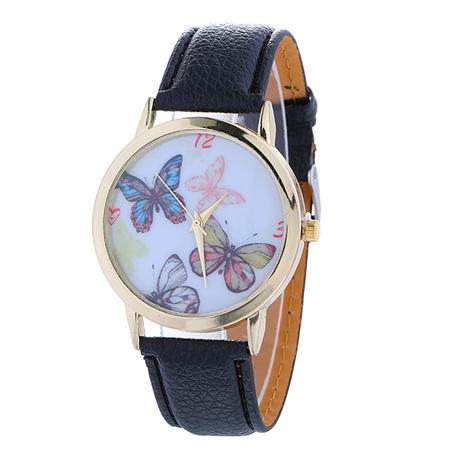 Black Butterflies Watch