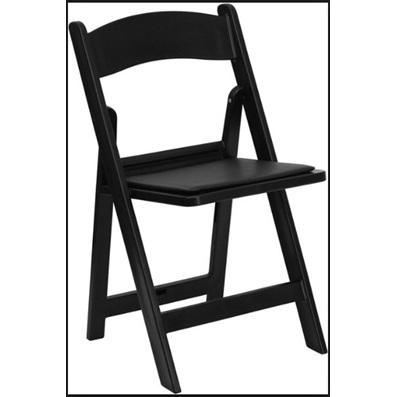 Black Chair Classic (Pad or Slat)
