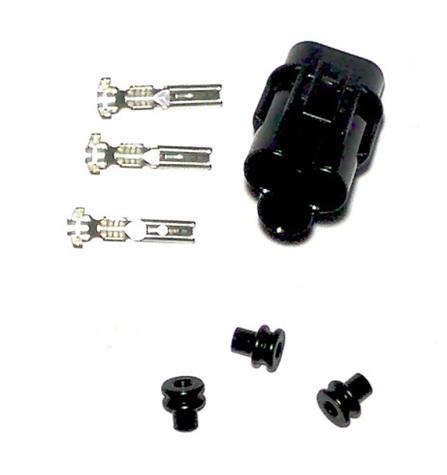 black gearbox position sensor connector