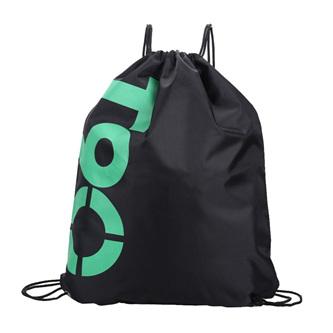 Black & Green T90 Swim Bag