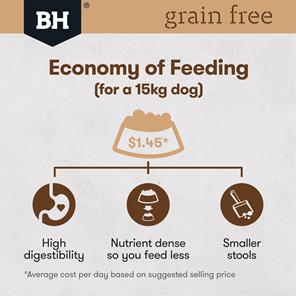 Black Hawk Dog Grain Free Chicken