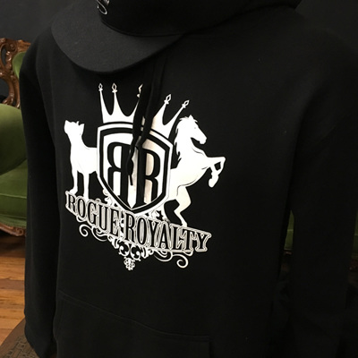 Rogue Royalty Hoodies