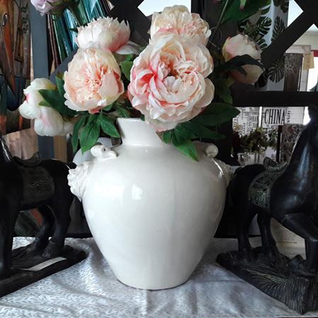 Black Horse Thai Pottery - $316 each