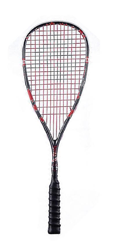 Black Knight C2C Black Racquet