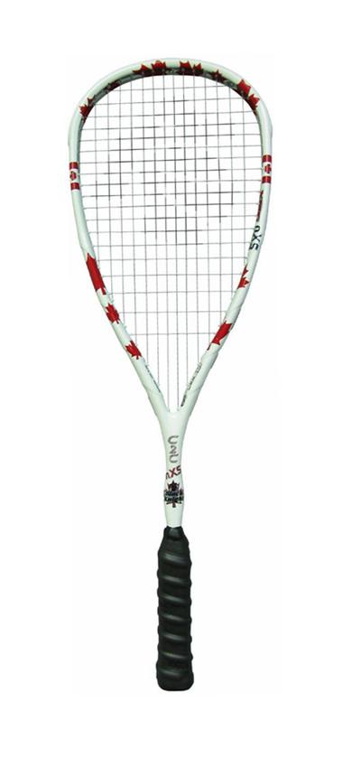 Black Knight C2C+ White Racquet