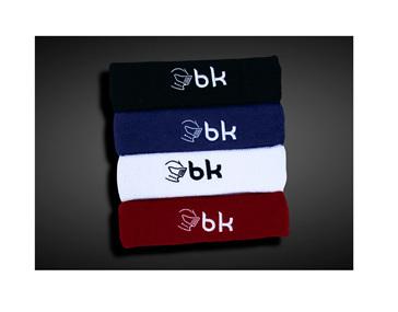 Black Knight Head Sweat Bands