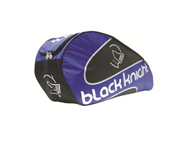 Black Knight Tour Squash Bag '2 Zip'