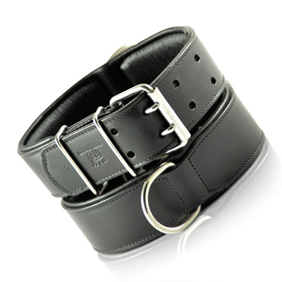 Rogue Royalty Classic Collar Black