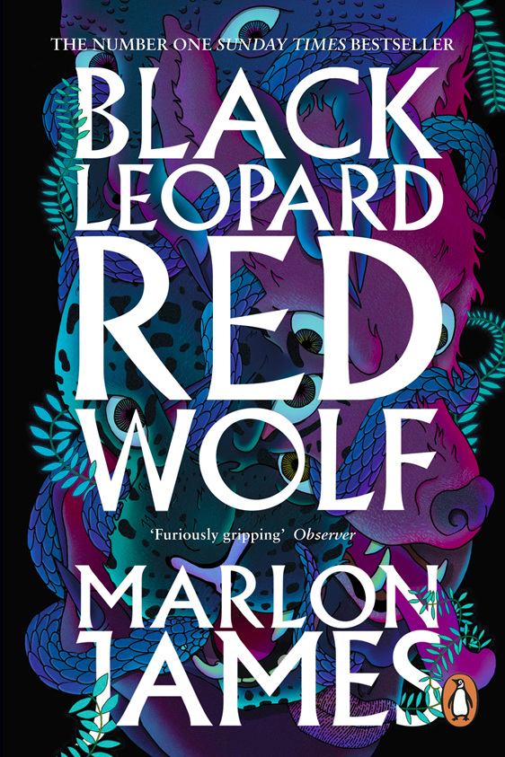 Black Leopard, Red Wolf: Dark Star Trilogy Book One