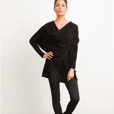 Black List - X Knit Top