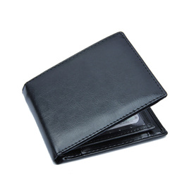 Black Mens Wallet