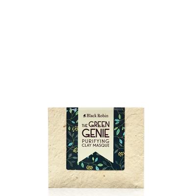 Black Robin Green Genie purifying clay masque mini