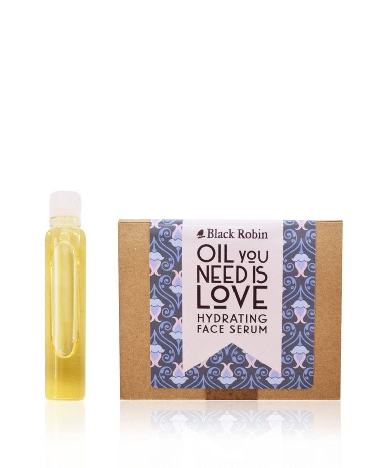 Black Robin Oil You Need is Love mini