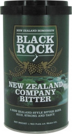 Black Rock New Zealand Company Bitter