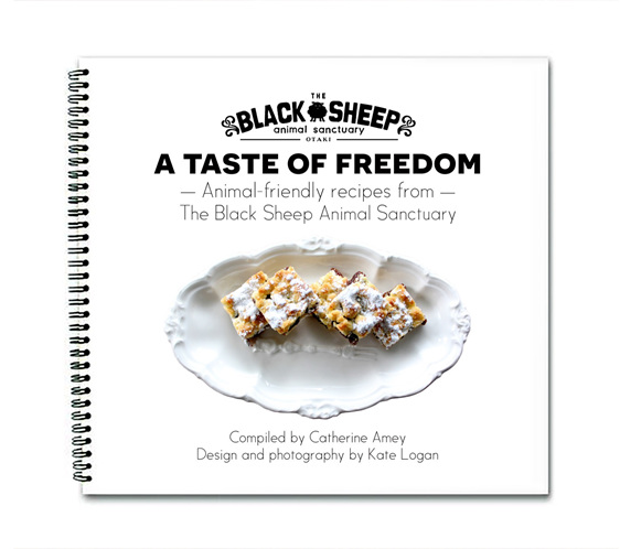 Black Sheep A Taste of Freedom Cookbook