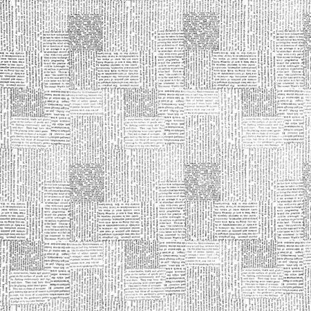 Black Tie Newspaper Print 1497-19