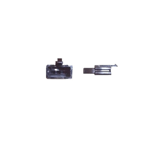 black unsealed 3 way MTW connector
