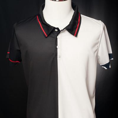 Black / White  Polo