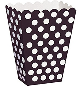 Black & White Spot treat boxes