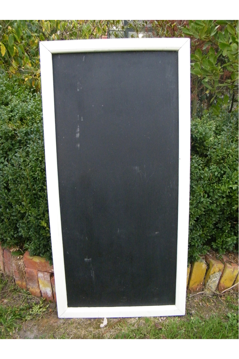 blackboard for wedding ad event hire