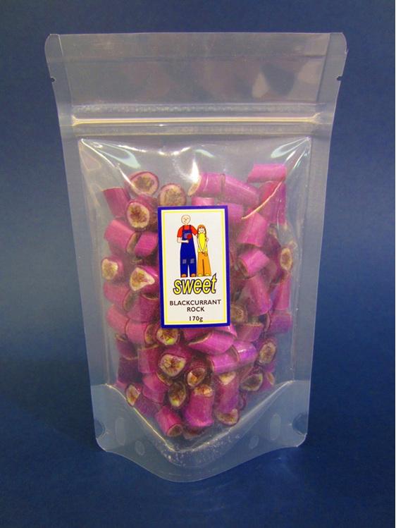 blackcurrant blackcurrent rock candy bag