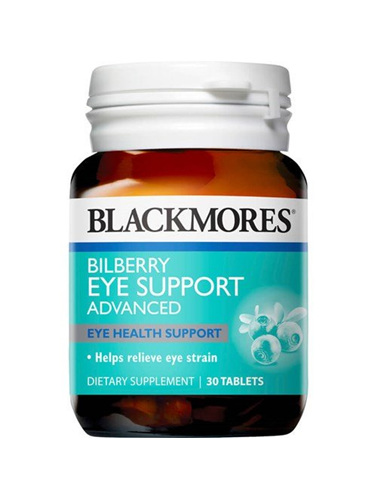 BLACKMORES BILBERRY EYESUPPORT 30S