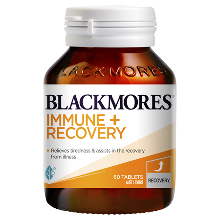 Blackmores Immune + Recovery, 60 Tablets (36441)