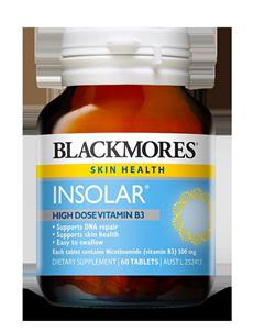 Blackmores Insolar - 60 tablets