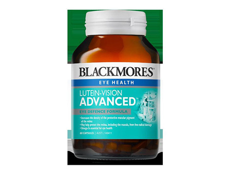 Blackmores LuteinVision Advanced