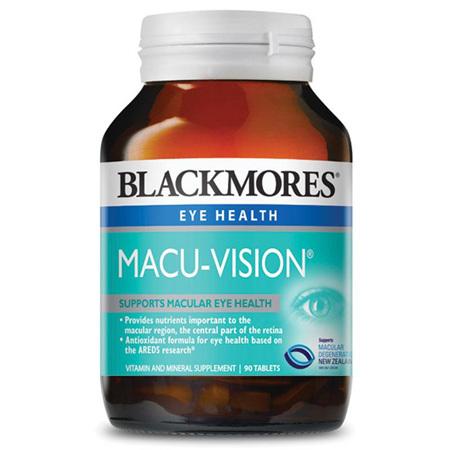 Blackmores Macu-Vision® 90 Tablets