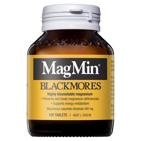 Blackmores MagMin, 250 Tablets (11832)