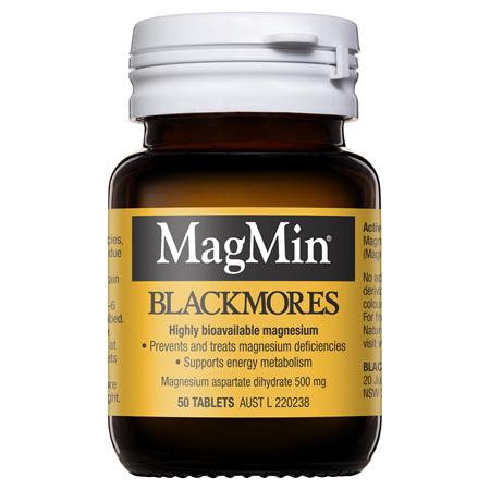 Blackmores MagMin, 50 Tablets (11830)