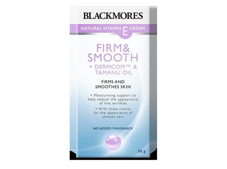 Blackmores Natural Vitamin E Cream Firm  Smooth