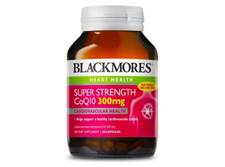 Blackmores Super Strength CoQ10 300mg 60 Capsules