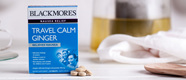 Blackmores Travel Calm Ginger - 45 tablets