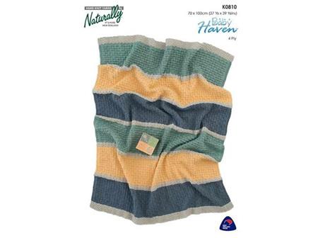 Blanket 4PLY Patterns