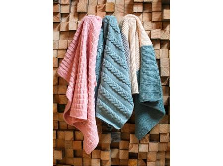 Blanket 8PLY Patterns