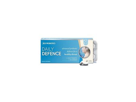 Blis Daily Defence Vanilla 30 Lozenges