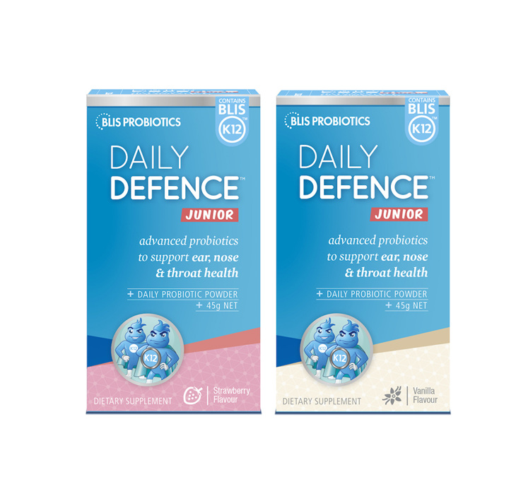 BLIS DailyDefence is an advanced oral probiotic that protects you.