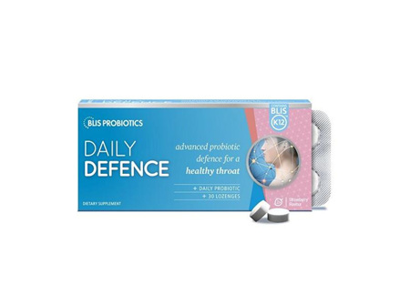 BLIS DAILYDEFENCE STRAWBERRY 30