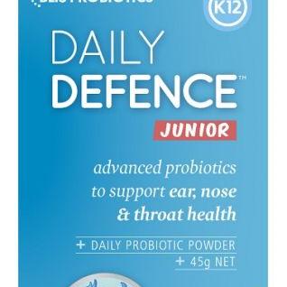 Blis Probiotics Daily Defence Junior