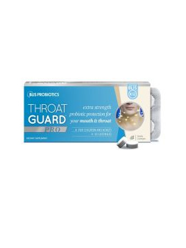 Blis Probiotics Throat Guard Pro