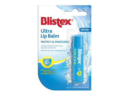 BLISTEX Lip Balm Ultra Card 4.25g