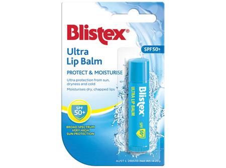Blistex Ultra Lip Balm SPF50