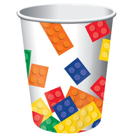 Block party cups - pack of 8