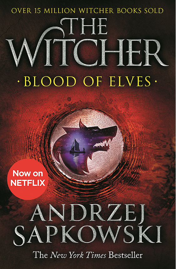 Blood of Elves: The Witcher Book One (PRE-ORDER ONLY)