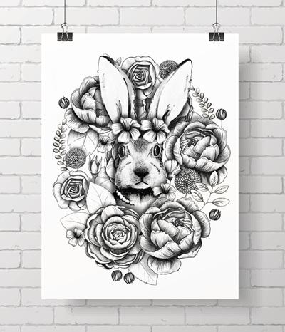 BLOOM * Bunny edition