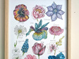 Bloom Print A4