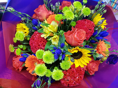Bloomers Bright Bouquet